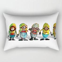 zombie minons Rectangular Pillow