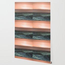 Perfect Ocean Sunset Wallpaper