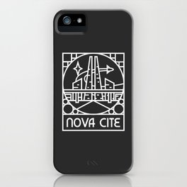 Nova Cite iPhone Case