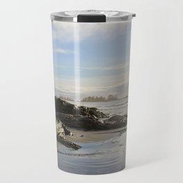 tofino sunset Travel Mug