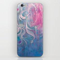Electric Dreams iPhone & iPod Skin