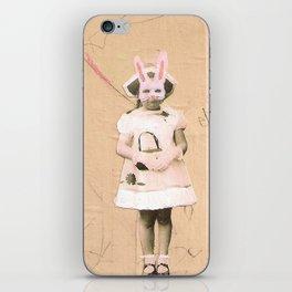 Imaginary Friends- Bunny iPhone Skin