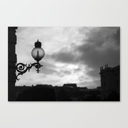 Viennese View Canvas Print