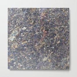 Closeup of marble pattern Metal Print