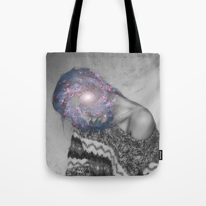 Where is my mind? no.4 Tote Bag