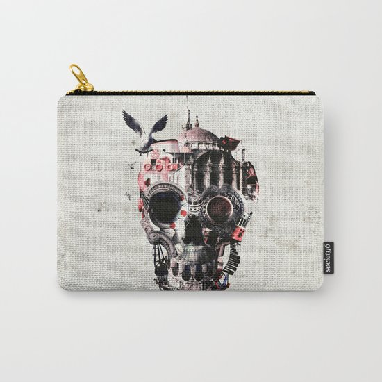 Istanbul Skull Carry-All Pouch