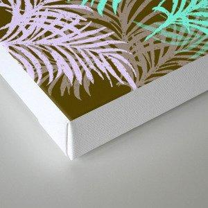 LEAF/GREEN Canvas Print