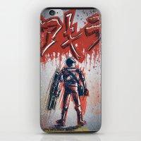 akira iPhone & iPod Skins featuring Akira by Joe Badon