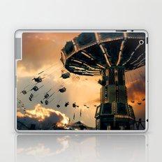 Carnival Clouds Laptop & iPad Skin