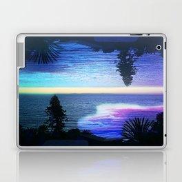 Circle Sunset Laptop & iPad Skin