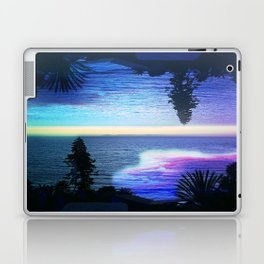 Circle Sunset Laptop & iPad Skin