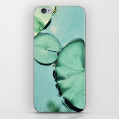 Be water iPhone & iPod Skin