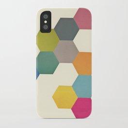 Honeycomb I iPhone Case