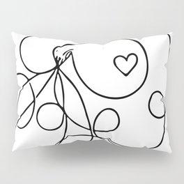 Squid Pillow Sham