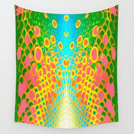 Engage Plasma Beam Wall Tapestry