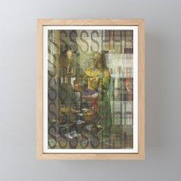 SSSHH03 Framed Mini Art Print