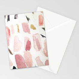 Watercolor Brushstroke I Stationery Cards