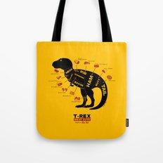 Dino Deli Tote Bag