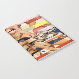 Glitch Pin-Up Redux: Ursula Notebook