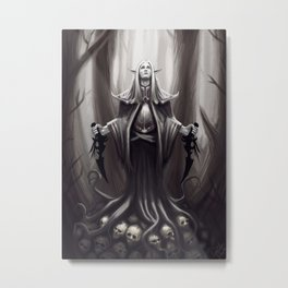 The Price of Victory Metal Print