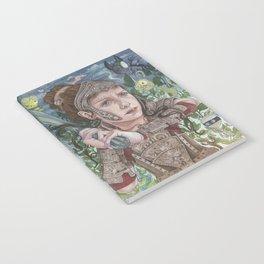Dragon Warrior Notebook