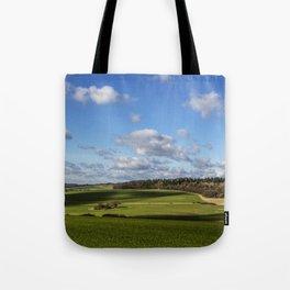 Views of Wiltshire. Tote Bag