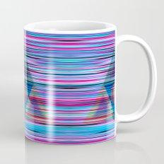 Lines and triangles Mug
