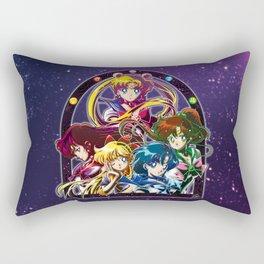 Sailor Moon S (Universe edit.) Rectangular Pillow