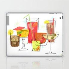 Swanky Summer Coolers Laptop & iPad Skin