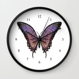 orchid dancer (Danseur orchidia) Wall Clock