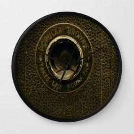 Brownie Wall Clock