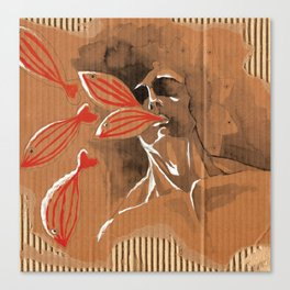 Glu Canvas Print