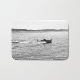 Sailing in Acadia National Park Bath Mat