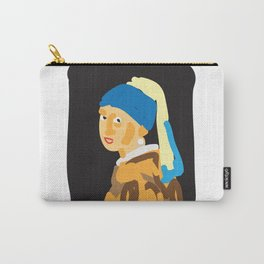 vermeer Carry-All Pouch