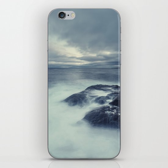 Washed in Atlantic iPhone & iPod Skin
