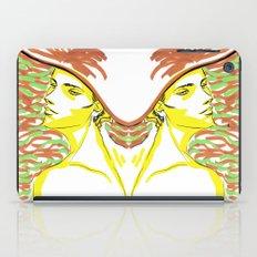 summer girl 1 iPad Case