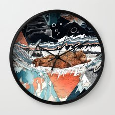 Seconds Behind Wall Clock