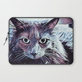 Captain Charles Coon's First Mate Laptop Sleeve