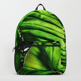 Go Green as a Leaf! Backpack