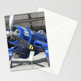 World War II United States Army Air Forces Plane Stationery Cards
