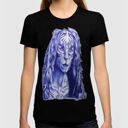 MJ Part 2 - Tigris Ballpoint Pen Sketch T-shirt
