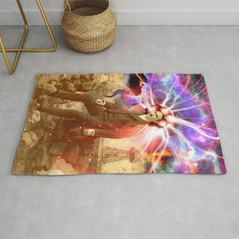 Electric Scientist Rug