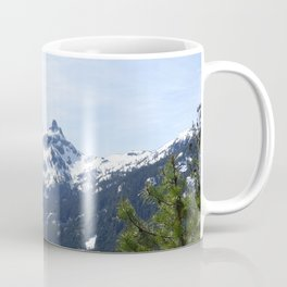 View from Whistler, North Vancouver Coffee Mug