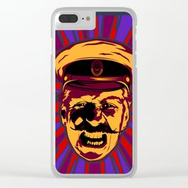 Battleship Potemkin Clear iPhone Case