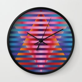 Treasure No. 2 Wall Clock