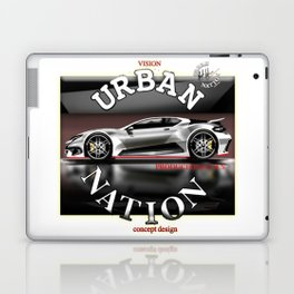 Sport Car concept - Accessories & Lifestyle Laptop & iPad Skin