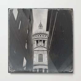 London #5 Metal Print