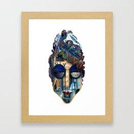 BOB. Framed Art Print