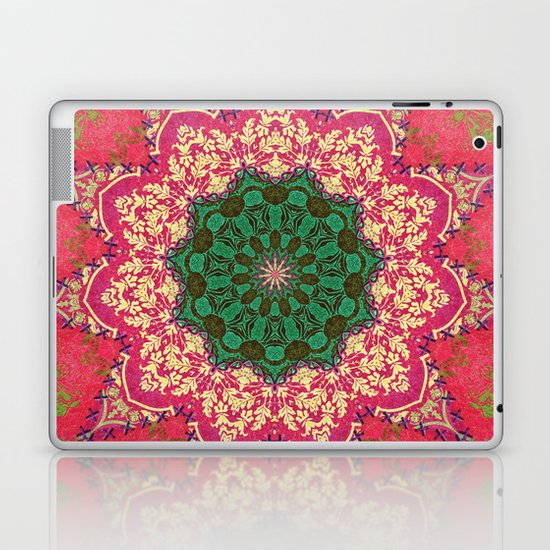 Royal Mandala 1 Laptop & iPad Skin