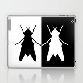 Flies Laptop & iPad Skin